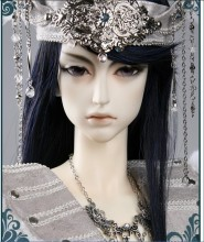 soom chrome – the scourge of human ears Tree Wolf – SD / BJD (including make-up and eye)