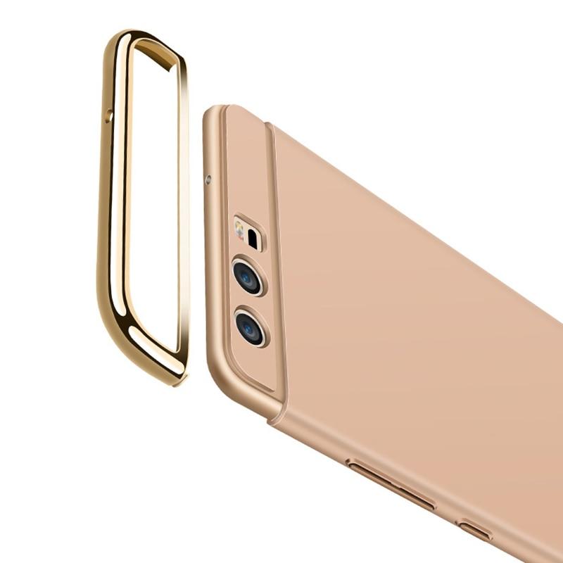 Huawei P9 Lite P10 Plus Coque TPU Matte պաշտպանիչ կոշտ - Բջջային հեռախոսի պարագաներ և պահեստամասեր - Լուսանկար 6