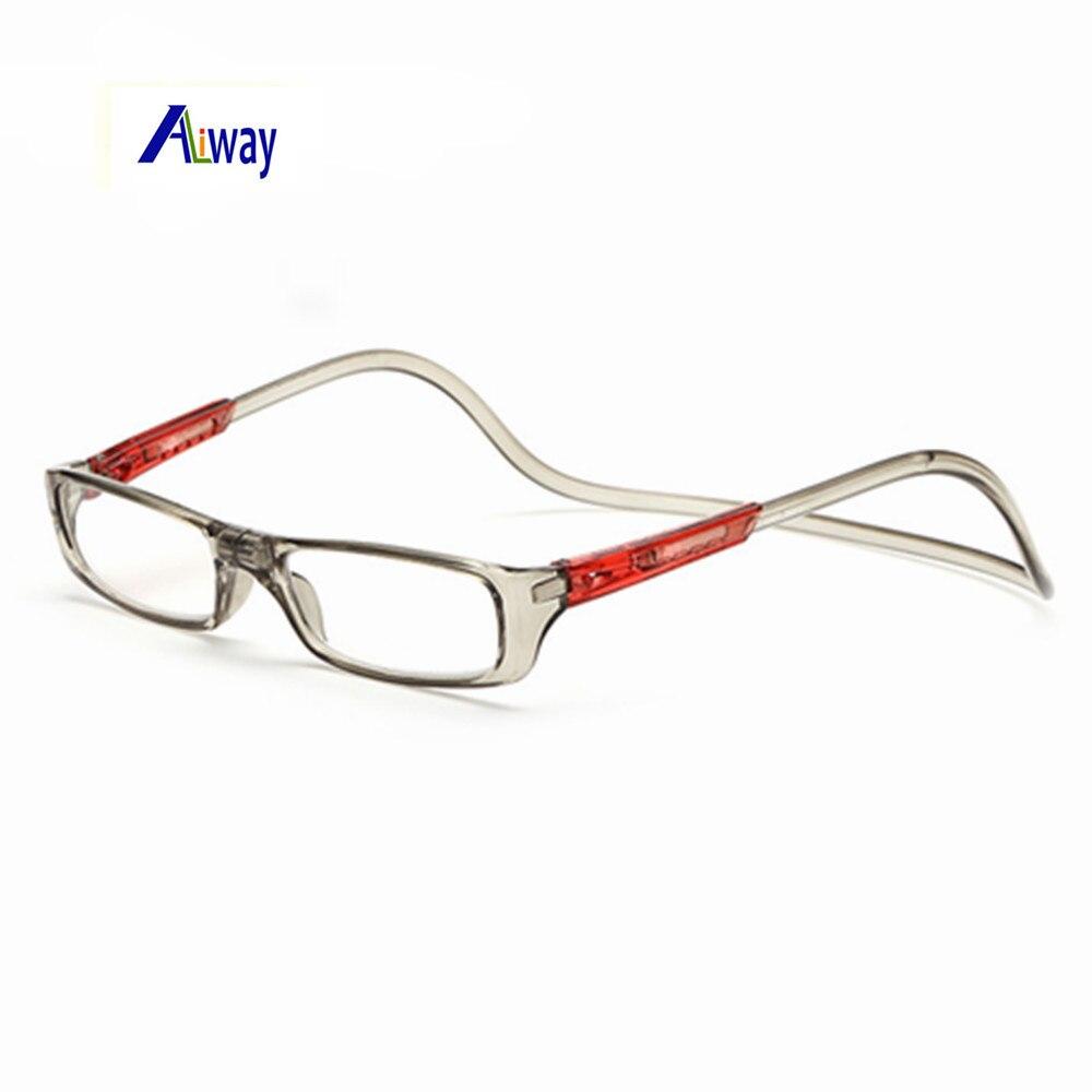 aliway folding magnetic reading glasses magnets