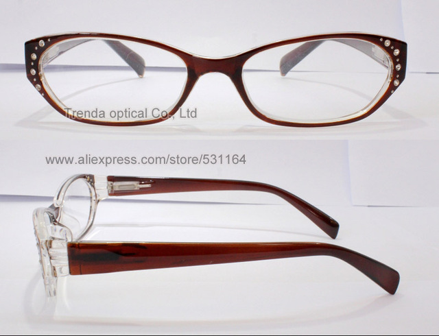 Injection reading glasses with flex hinge and diamond, only for wholesale MOQ 100 dozen