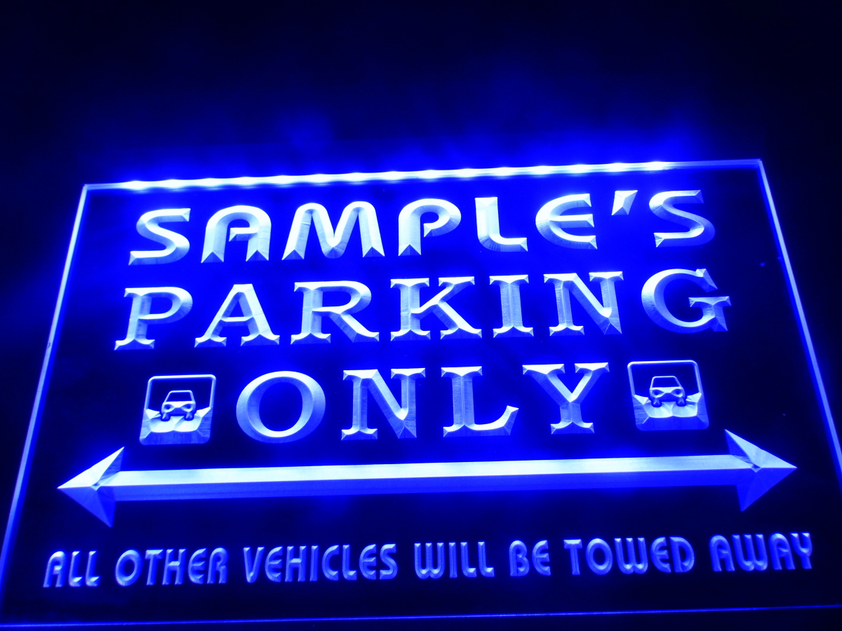 Led Car Sign Customize Reviews Online Shopping Led Car Sign - Car sign with names