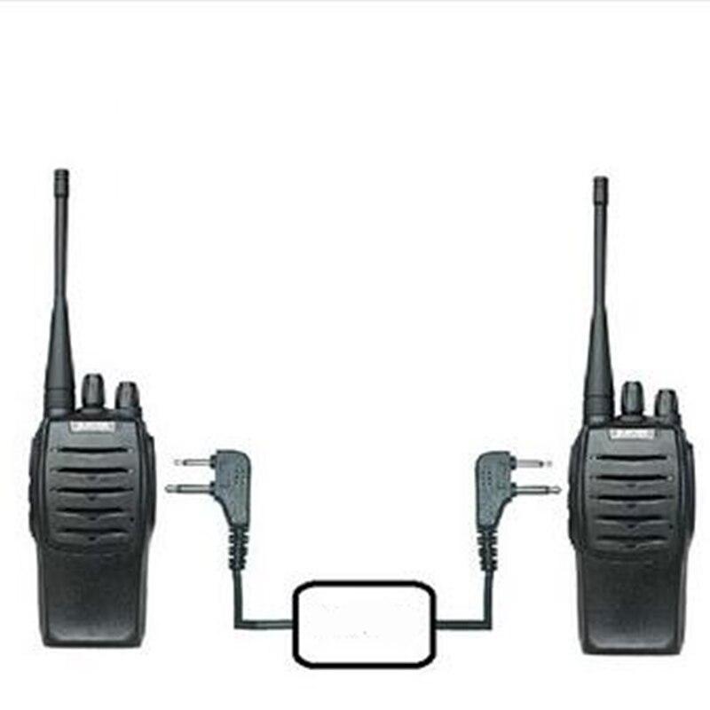 RPT-2K двухстороннее реле портативная рация ретранслятор Коробка для двух портативных радио Baofeng Wouxun Puxing K порт