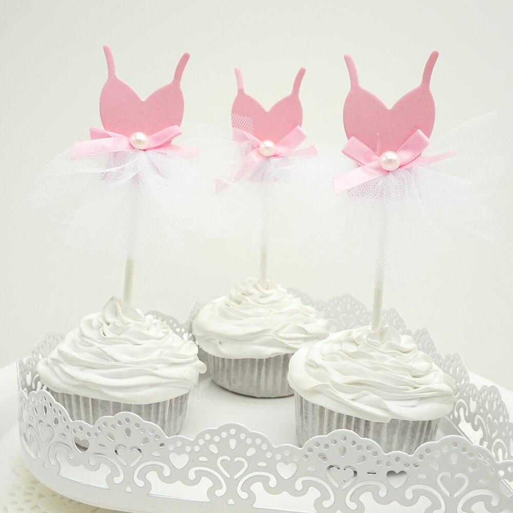 Top 10 Wedding Cake Suppliers In Melbourne: 10pcs/lot Wedding Cake Topper Wedding Dress Paperboard