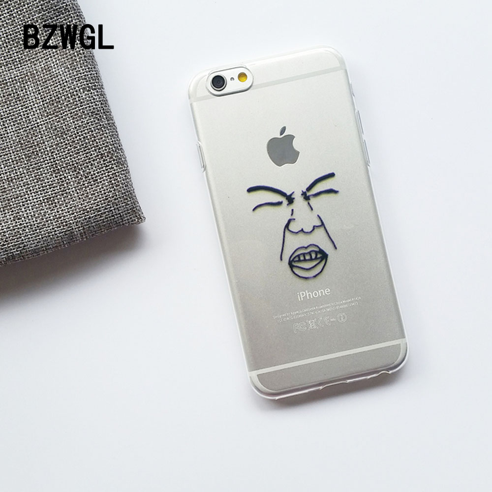 Bzwgl Exo Sehun Portrait Phone Case For Iphone 5 5s 6 6s 7 8 Plus X Soft Case Cover Case For Samsung Case For Iphonecase For Samsung S6 Aliexpress