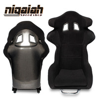2PCS/LOT High Strength Carbon fiber RAT Drift Racing Bucket Seat Red/Blue/Black/Yellow Sport Racing Car Seat DRIFT seat