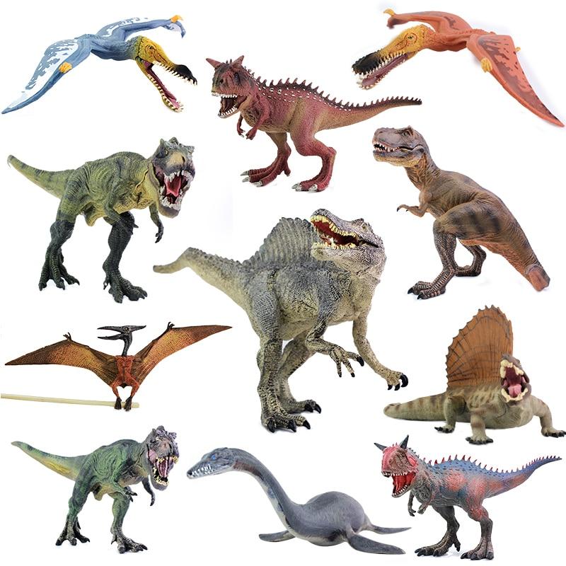 "Rex Education toy Christmas Gift For Boy 7/"" Dinosaur Toy Figure Tyrannosaurus T"