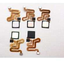 5 Color Fingerprint Sensor Flex For Huawei P9 Lite G9 Home Return Key Menu Button Flex Cable High Quality