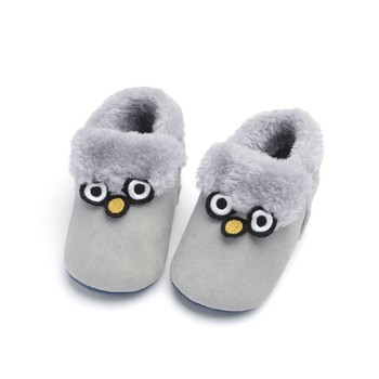2018 Soft Baby Boys Infant Shoes Winter Warm Prewalker Slippers Toddler Girls Crib Shoes First Walkers Baby's First Walkers