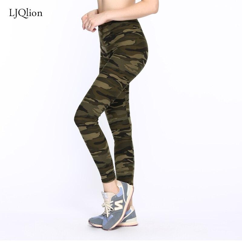 Sexy Workout Leggings Plus Size Sport Women Black Push Up Leggings Fitness Legging Legins Activewear Anti Cellulite Camouflage