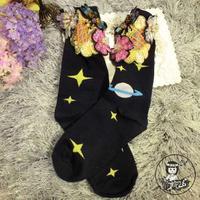 2016 Girls Socks Handmade Custom Stereo Sequins Beaded Flower Bee Brand Diamond Cotton Short Tube Pile