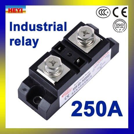 fornecimento de fabrica ssr h3250zf 250a industrial rele de estado