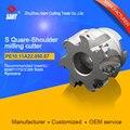 ISO стандарт Индексируемые квадратные плечевые фрезерные инструменты держатель набор для токарного станка с ЧПУ обрабатывающий центр с выс...