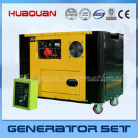 10KVA Silent Diesel Generator For Home Use