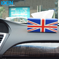 Novo estilo Europeu de Couro PU titular tecido Carro Caixa do Tecido carro Acessórios Interiores sacos de armazenamento para a lacuna assento brisa Escritório