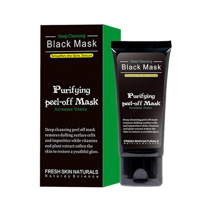 Tree Hut Skin Care Exfoliating Mud Mask With Detoxifying: 50ml Black Mask Face Care Nose Blackhead Remover Minerals