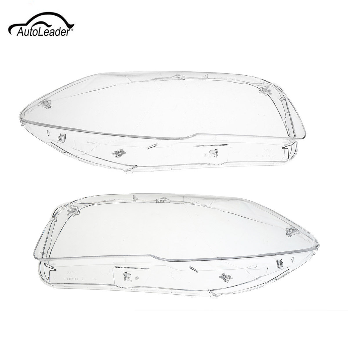 1Pcs Right /Left Side Car Headlight Clear Lens Cover Shell For BMW F10 F18 520 523 525 535 530 2010-2014 isincer car headlight lens for bmw f30 headlamp cover case shell lamp assembly f30 f31 2013 2016 car styling accessary