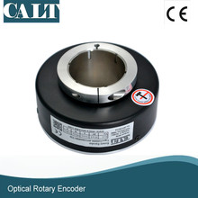 лучшая цена Hollow Shaft Incremental Rotary Encoder Shaft Encoder IP67