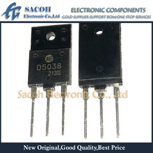 Frete grátis 10 pçs 2sd5038 d5038 2sd5036 2sd5032 TO-3PF silício npn transistor de potência