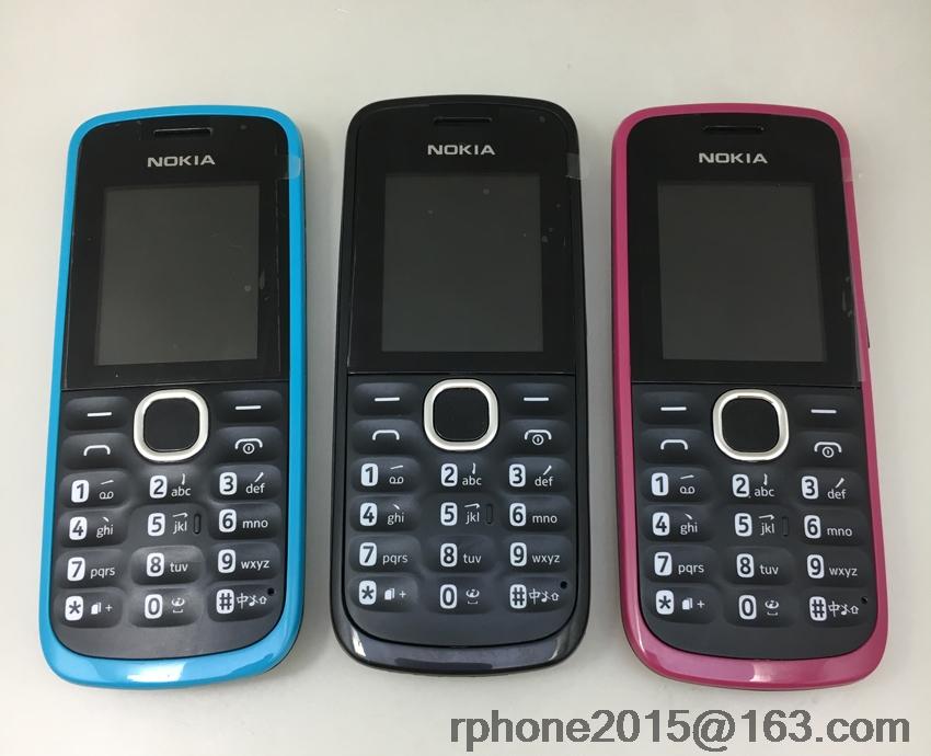 Exceptional Portable Nokia Pas Cher #14: Remise À Neuf Du0027origine NOKIA 1100 Mobile Téléphone Pas Cher Téléphone GSM  900/