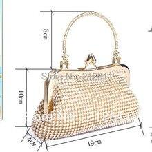 Ограниченное по времени предложение,, платье, дизайнерские сумки, высокое качество, роскошный стиль, Полный алмаз, Вечерняя Сумка/Сумка-тоут
