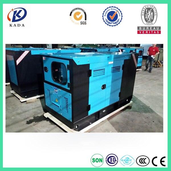 GF3 24KW Diesel Generator Set 3 Phase 50Hz 380V Water Cooled ...
