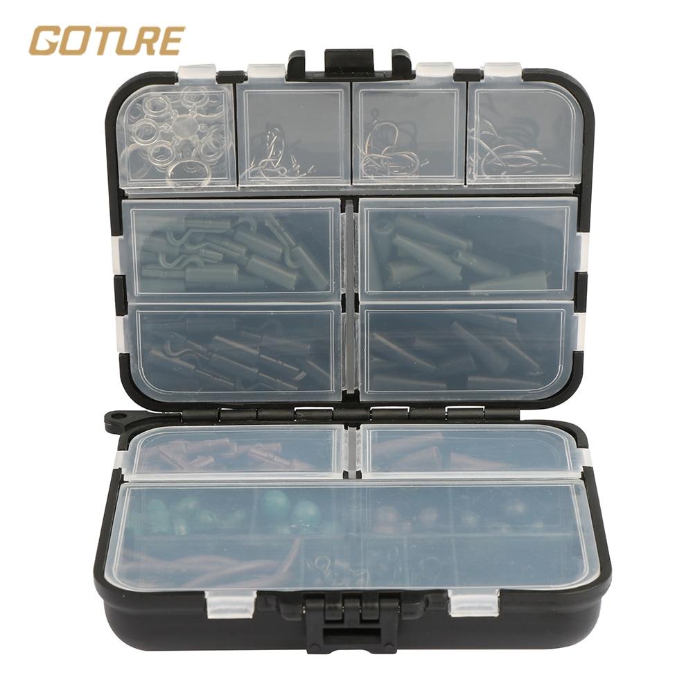 Goture Brand Karpfenangeln Zubehör Set Tackle Box für Hair Rig - Angeln - Foto 2