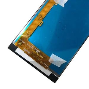 Image 5 - 100% اختبار شاشات LCD لينوفو P70 P70 A P70t P70a شاشة الكريستال السائل مجموعة المحولات الرقمية لشاشة تعمل بلمس P70 الهاتف استبدال شحن مجاني