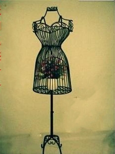 Aliexpress.com : Buy New Wire Mannequin Dress Form Mannequin ...