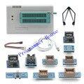 Bilgisayar ve Ofis'ten USB Aletleri'de 2020 V9.16 minipro TL866II artı yüksek hızlı USB evrensel Bios programcı + 10 ürün IC adaptörleri daha iyi TL866A TL866CS