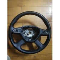 New Multi function steering wheel 5E0 419 091 Q For 2013 2017 Skoda Octavia Diameter 380 mm|Steering Wheels & Horns| |  -