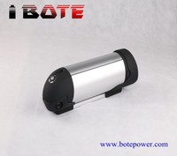 High quality ebike battery 20ah 24v lithium ion battery accu water bottle type battery for 300W 500W motor