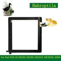Black Digitizer Sensor For ASUS MeMO Pad FHD 10 ME301 ME302 ME302C ME302KL K005 K00A Touch