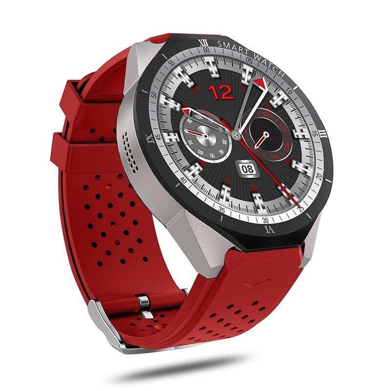 Для мужчин Смарт часы для huawei watch 2 MTK6580 1 ГБ/Оперативная память 16 ГБ/Встроенная память Android 7,0 для ios android samsung часы русские часы