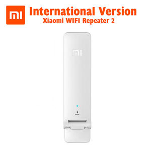 Global Version Original Xiaomi WIFI Repeater 2 Amplifier Extender 2 Universal Repitidor Wi-Fi Extender 300Mbps 802.11n Wireless