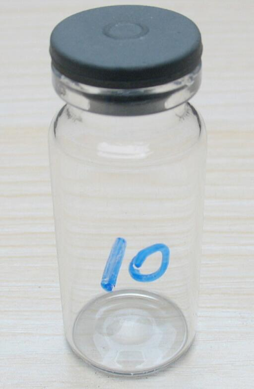 1000sets 10ml Clear Glass Vials with Butyl Stopper & Flip Off Cap 100pcs new 2ml clear glass roll on bottle with clear cap