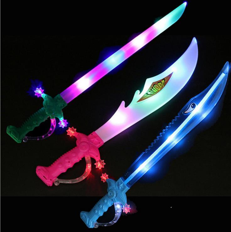 Aliexpress.com : Buy Light Up Ninja Swords Motion