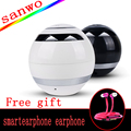 Bluetooth Speaker Subwoofer Alto-falantes Cantando Cisne AN06 Wireless Speaker Mini Speaker Portátil Bluetooth