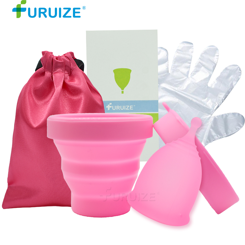 Feminine Hygiene Product 100% True 10pcs Hot Sale Medical Grade Silicone Menstrual Cup For Women Feminine Hygine Product Health Care Aneer Cup High Quality