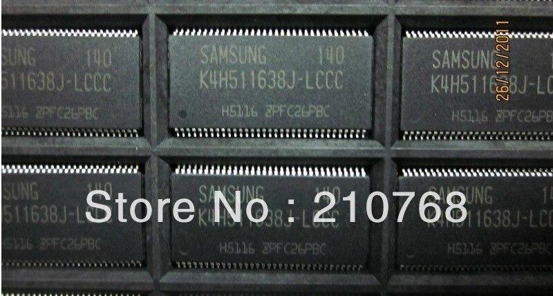 Электронные компоненты и материалы 20 ./K4H511638J/lccc