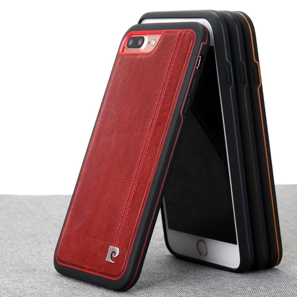 Apple iPhone 7 üçün 7 Plus telefon kassası üçün Pierre Cardin - Cib telefonu aksesuarları və hissələri - Fotoqrafiya 6
