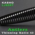 Japón 440 de Acero Kasho Tijeras de Peluquería Profesional Tijeras De Peluquería Adelgazamiento Del Cabello Tijeras 6.0 y 5.5 pulgadas disponibles