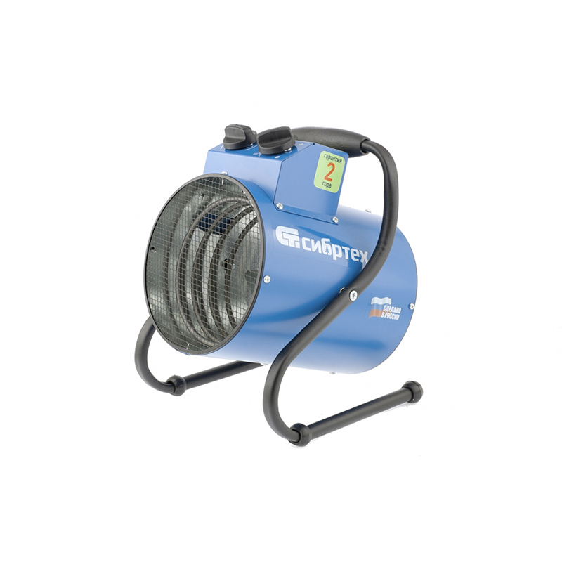 Electric heat cannon SIBIRTEH 96417