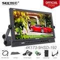 Seetec 17 3 дюйма IPS алюминиевый дизайн 1920x1080 4K монитор вещания с 3G-SDI HDMI AV YPbPr 4K173-9HSD-192 (оригинальный P173-9HSD)