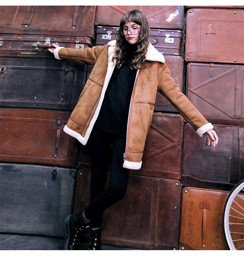 Coats Faux Sheepskin Cashmere 7