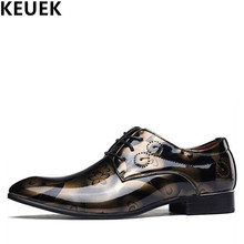 Men shoes Big size British style Casual Lace-Up Leather shoes Male Flats Business Dress shoes Pointed Toe  Oxfords 03B недорого