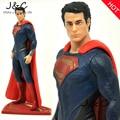 Горячий Новый лига Справедливости Супермен ПРОТИВ Бэтмен Фильм 11 СМ Супермен рис Игрушки Модель Супермен Рис. Фигурку Игрушки Для Детей подарок