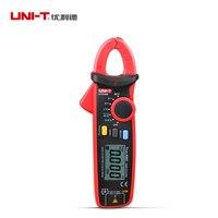 UNI T UT210D Digital Clamp Multimeter AC DC 200A 600V Ammeter Voltmeter Auto Range Full Function Multi Tester