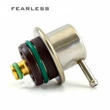 4.0BAR Fuel Pressure Regulator For Audi A4 A6 VW Golf Jetta Passat Transporter Vento Phaeton Corrado Skoda Superb 0280160575