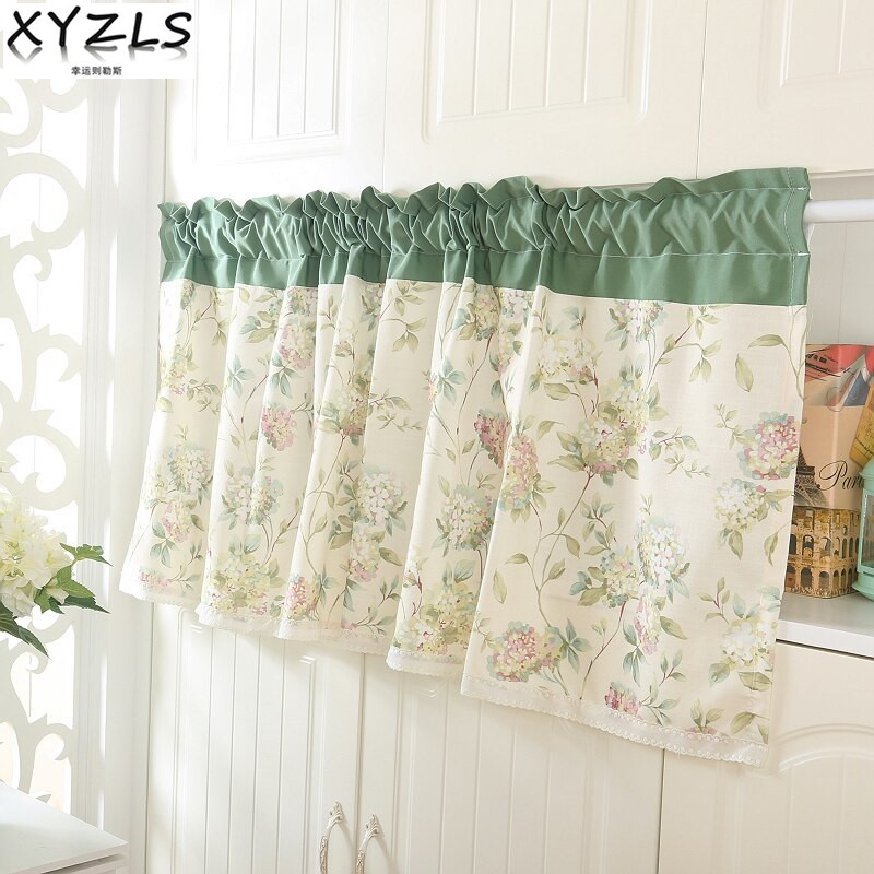 best top 10 short curtains kitchen cotton ideas and get free ...