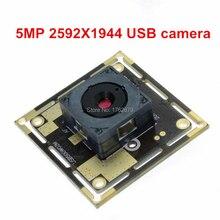 5 pieces 38x38mm 5mp auto focus ov5640 cmos usb camera module ELP-USB500W02M-AF60